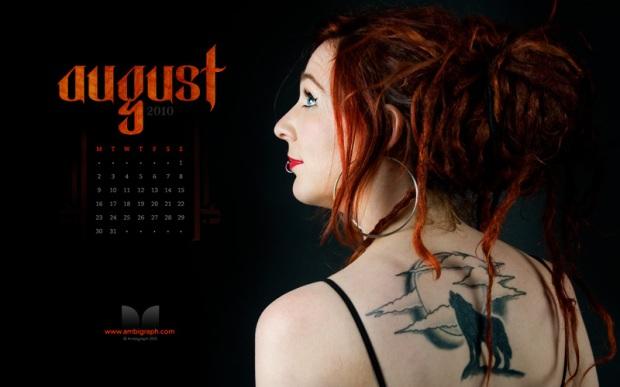 Eve Wallpaper August
