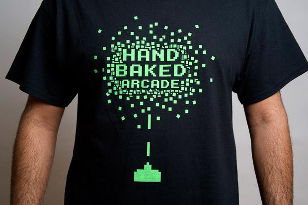 Handbaked t-shirt